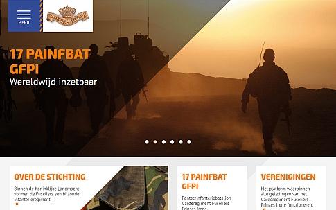 Responsive website voor Fuseliers.nl | Dualler