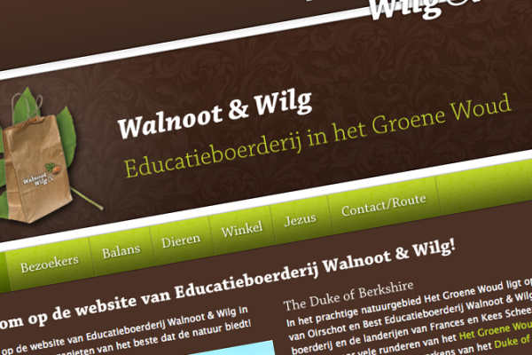 Educatieboerderij Walnoot & Wilg