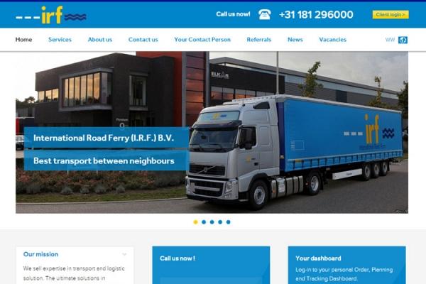website irf - dualler