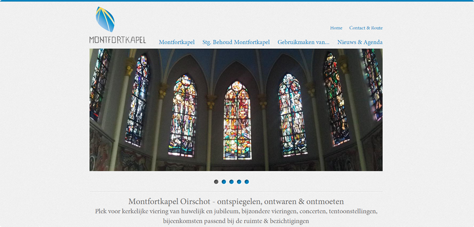 Montfortkapel Oirschot