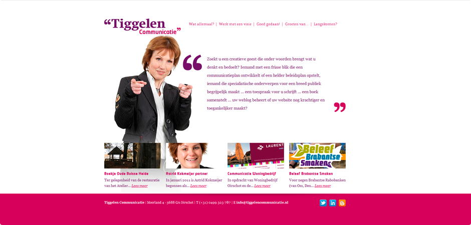 Tiggelen Communicatie