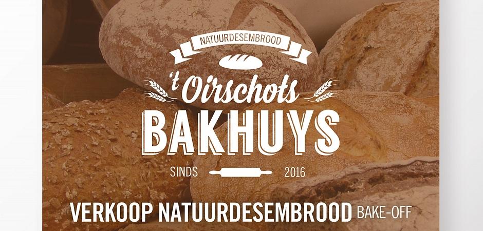 Poster voor 't Oirschots Bakhuys | Dualler