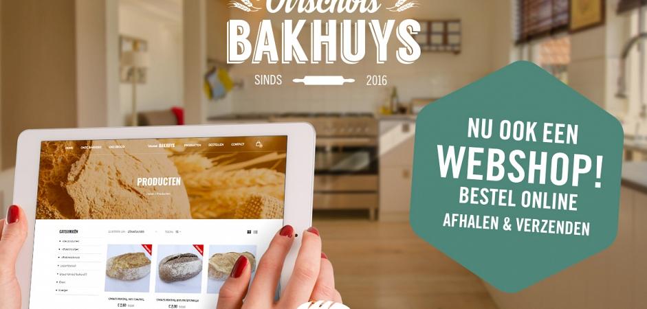 Webshop 't Oirschots Bakhuys | Dualler