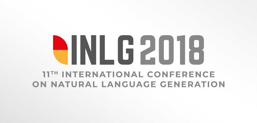 Logo INLG2018 | Dualler