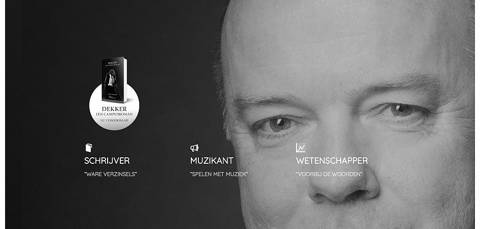 WordPress website voor Marc Swerts | Dualler