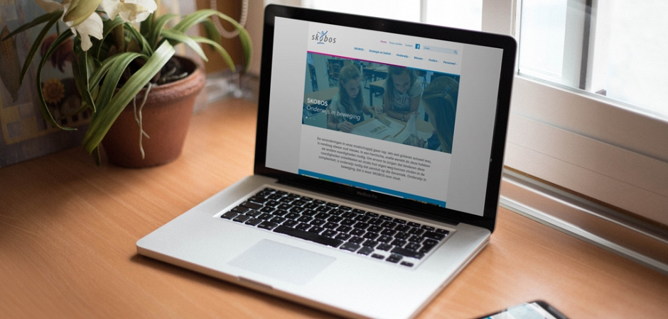 Responsive website voor basisscholen | Dualler webdesign
