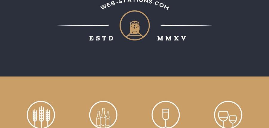 Huisstijl voor Web-stations.com